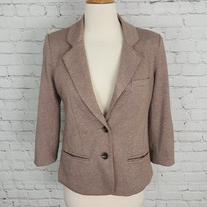 Cartonnier Anthropologie 2 Button Jacket Blazer XS